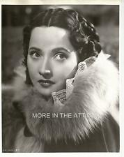 ALLURING MERLE OBERON HOLLYWOOD GLAMOUR PORTRAIT STILL #16