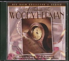 Tribute To Woody Herman: Big Band Collector's Series CD