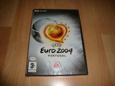 UEFA EURO 2004 PORTUGAL DE EA SPORTS FUTBOL PARA PC NUEVO PRECINTADO