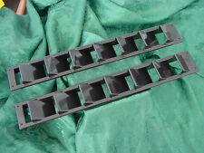 BOAT VENT 7 LOUVER BLACK hard 2 find 17-1/4 X 2-1/2 CARVER FORMULA SCARAB OTHERS