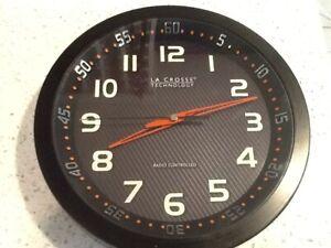 La Crosse Technology Radio Controlled Wall Clock