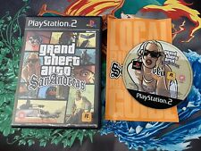 Grand Theft Auto: San Andreas - Pre-owned (Sony PlayStation 2, 2007)
