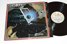 CANO Eclipse LP 1978 A&M Records Canada Quebec English-French Rock Album VG+/VG