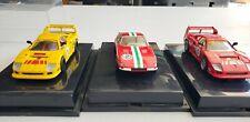 !3 CAR LOT!! 1:43 Hot Wheels Ferrari Racing Start collection here...