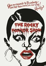 The Rocky Horror Picture Show Cartel Art Print A3 tamaño GZ2383
