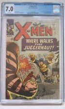 X-MEN #13 CGC 7.0 COMIC 1965 STAN LEE 2ND JUGGERNAUT JACK KIRBY