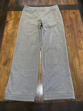 Athleta Bala Pant Size Small Heathered Maroon S/268490-01
