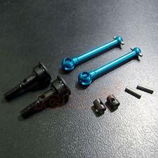 MST Aluminum CVD 42mm Universal Shaft Set Blue MS-01D FS-01D 1:10 RC Car #210157