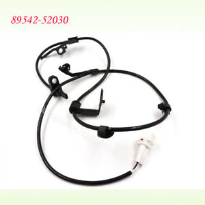 ABS Wheel Speed Sensor 89542-52030 for Toyota Yaris Scion XD Front Right Side
