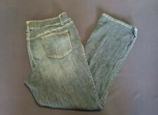 Womens Old Navy Maternity Boot Cut Denim Blue Jeans Size 16 Regular