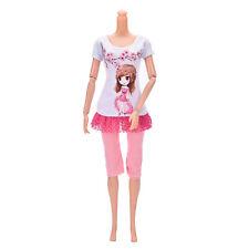 2017 Belle DollSuit À La Main Parti Vêtements Pour Barbie Noble Poupée ZJPU