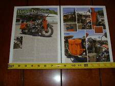 1943 HARLEY DAVIDSON WLA  ORIGINAL 2015 ARTICLE