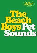 More details for beach boys pet sounds minimalist poster art unframed picture pet sounds wall art