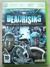 Dead Rising -  Xbox 360 -  très bon état complet