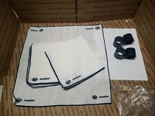 PENN STATE NITTANY LIONS VIP PLACE HOLDER NAPKIN CLOTH 4PC NEW RARE LOOK SWEAT