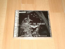 ZONE OF ENDERS THE 2ND RUNNER BY KONAMI ORIGINAL SOUNDTRACK NEW FACTORY SEALED