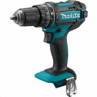 "Makita XPH10Z 18V LXT Lithium-Ion Cordless 1/2"" Hammer Driver-Drill (Bare Tool)"