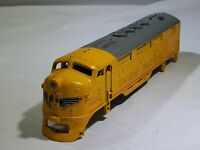 Ho Scale Diesel Locomotive Union Pacific #1400 Shell
