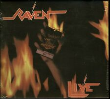 Raven Live At The Inferno CD new Dissonance Productions NWOBHM