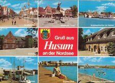 Husum, Nordsee, Mehrbildkarte ngl F6240