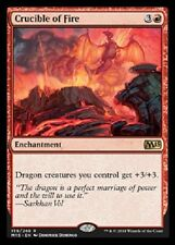 Crucible of Fire x 4 (M15) MTG (Mint) Rare Ready to Ship