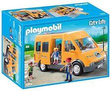 Playmobil City Life 6866. Autobus escolar. De 4 a 10 años