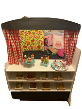 childrens wooden play shop