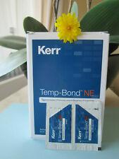 Kerr Temp-Bond NE Zahnzement für Brücken und Kronen Eugenolfrei DIY