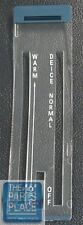 1968 Pontiac  GTO / LeMand / Tempest Heater Control Lens Without A/C
