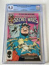 Marvel Super Heroes Secret Wars # 7 (11/84) CGC Graded Comic Book 9.2 NM-