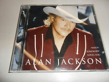 CD  Alan Jackson - When Somebody Loves You