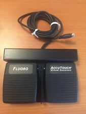 FLUORO Foot Control 2 Pedal Accu Touch Virtual Assistant - NEW