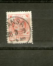 "GERMAN LOCAL PRIVATE STAMP FROM ""HANSA"" POSTMARKED HANSA (USED)"