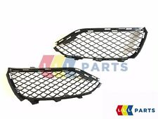 NEW GENUINE MERCEDES BENZ MB CLS W218 AMG S FRONT BUMPER LOWER GRILL SET L+R