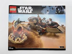 LEGO Star Wars Desert Skiff Escape Set 75174 Boxed *NO MINI-FIGURES*