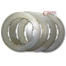 BSA Plain Clutch Plates Set Of 4 57-2725 BSA C15 B25 B40 B44 B50, Triumph TR25