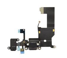IPhone 5 Charging Port Dock Connector Flex Ribbon Cable Replacement Black A1428