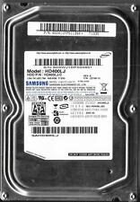 SAMSUNG SPINPOINT HD400LJ 400GB SATA HARD DRIVE FIRMWARE: ZZ100-15