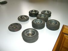 14 Vintage tonka truck tires and wheels or parts