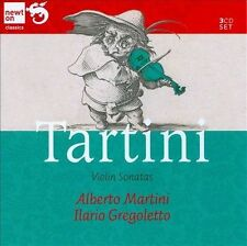 Tartini: Violin Sonatas, New Music