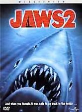 Jaws 2 (DVD, 2001) NEW AND SEALED