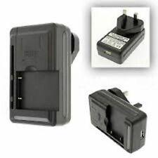 Universal Cargador Externo de Batería para Teléfono/Cámara & Puerto USB Cargador De Escritorio