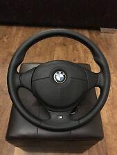 LENKRAD BMW 3er E36 M3 E38 E39 Z3 Sportlenkrad Lederlenkrad Mit Airbag
