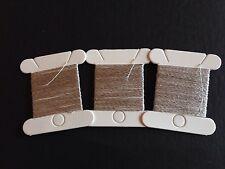 Conductive Gewinde (AG-Line) 48ft begrenzte Stückzahl Handschuhe Do it yourself kostenloser Versand