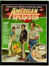 Vintage 1984 American Splendor #9! Rare Harvey Pekar & Robert Crumb Magazine!