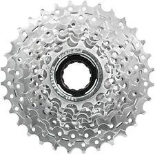 SunRace Schraubkranz MFE60 8-fach 13-32, Kassette Fahrrad E-Bike, Silber