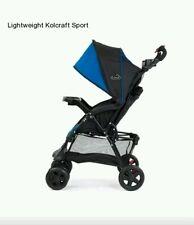 LIGHTWEIGHT STROLLER PRAM KOLCRAFT CLOUD PLUS Infant Baby boy Toddler Travel