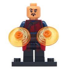 Wong - Marvel Comics Doctor Strange Film Lego Moc Minifigure [Version 2]
