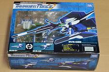 Juego de disparos Historica ex Thunder Force V RVR-01/02/02B envío Modelos Takara Tomy
