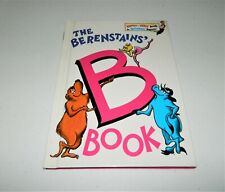 The Berenstains' B Book Book by Jan Berenstain and Stan Berenstain Hardcover